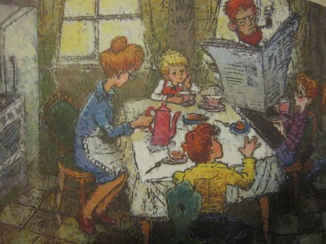 Рождества, малыш и карлсон картинки из книги