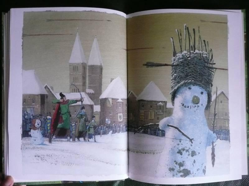 Иллюстрация 11 из 40 для Баллады о Робин Гуде | Лабиринт - книги. Источник: book lover