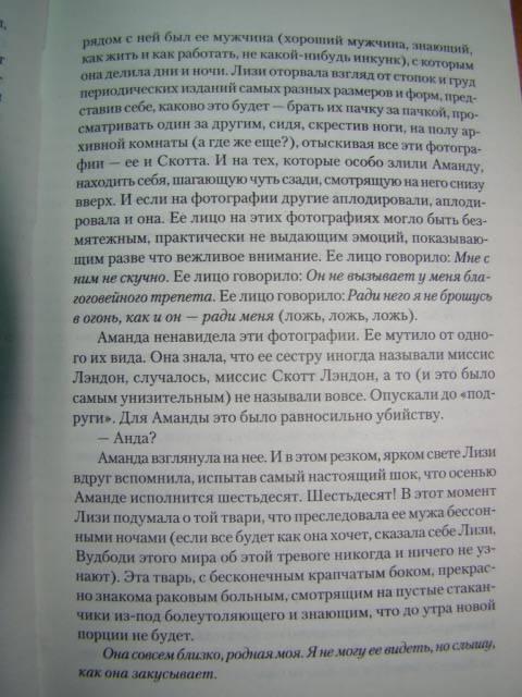 Иллюстрация 14 из 15 для История Лизи - Стивен Кинг | Лабиринт - книги. Источник: D.OLGA