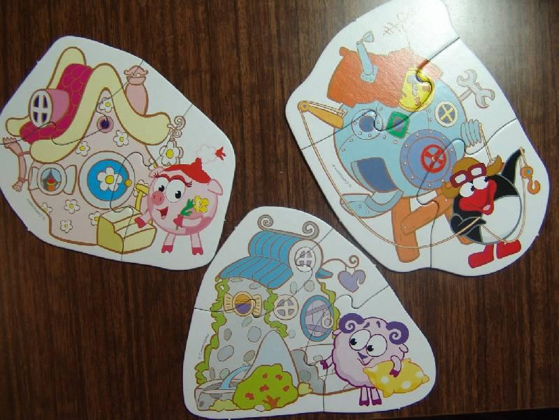 Иллюстрация 1 из 6 для Смешарики. В гости к Смешарику | Лабиринт - игрушки. Источник: Лаванда