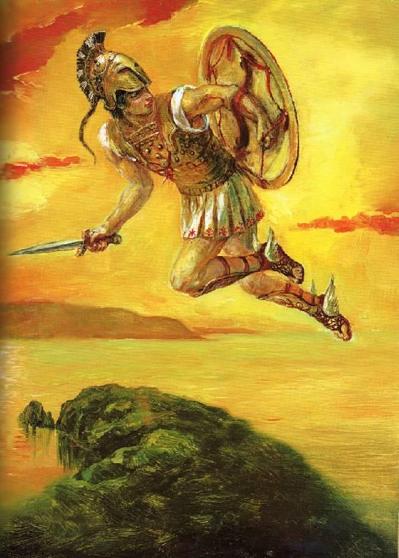 этого времени герои древних легенд картинки свидетелей распятого