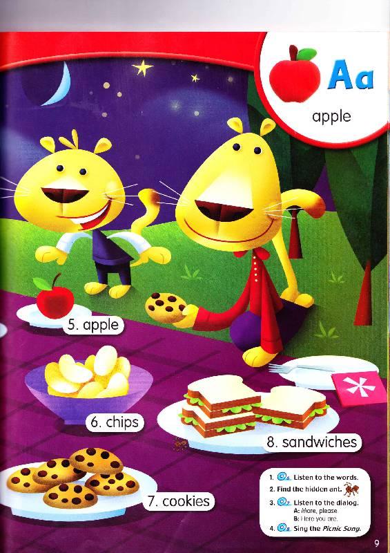 Иллюстрация 14 из 21 для Longman Young Children's Picture Dictionary (+CD) | Лабиринт - книги. Источник: Automat