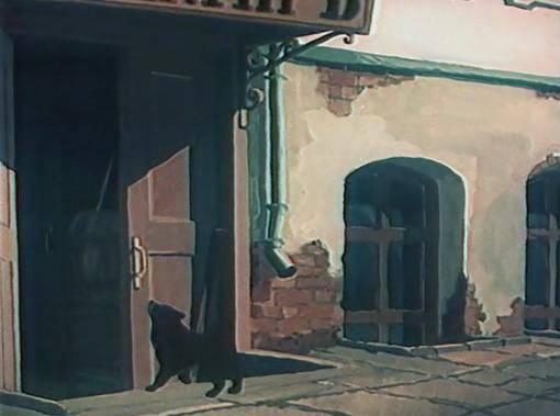 Иллюстрация 1 из 14 для Каштанка (DVD) - Морозов, Эрдман, Бродский, Папава, Винокур | Лабиринт - . Источник: Galia