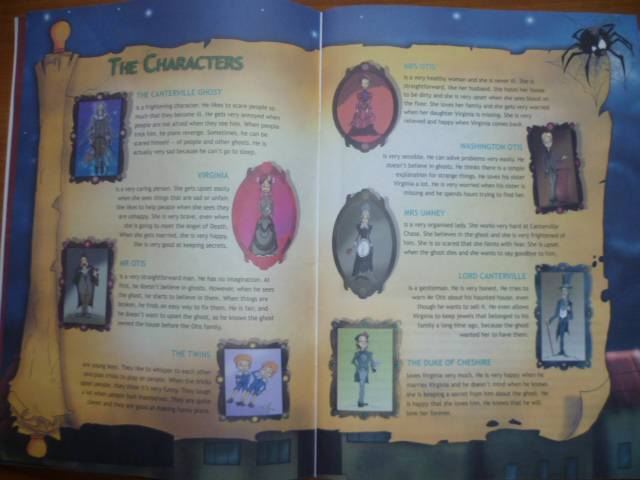 Иллюстрация 31 из 36 для Английский в фокусе. Кентервильское привидение (по О. Уайльду). Книга для чтения. 8 класс - Оскар Уайльд | Лабиринт - книги. Источник: Avid Reader