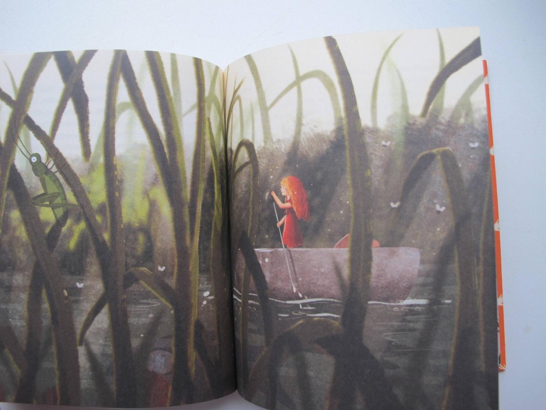 Иллюстрация 40 из 56 для Добывайки в поле - Мэри Нортон | Лабиринт - книги. Источник: Лагунова  Екатерина Сергеевна