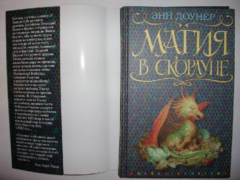 Иллюстрация 1 из 4 для Магия в скорлупе - Энн Доунер | Лабиринт - книги. Источник: Tiger.