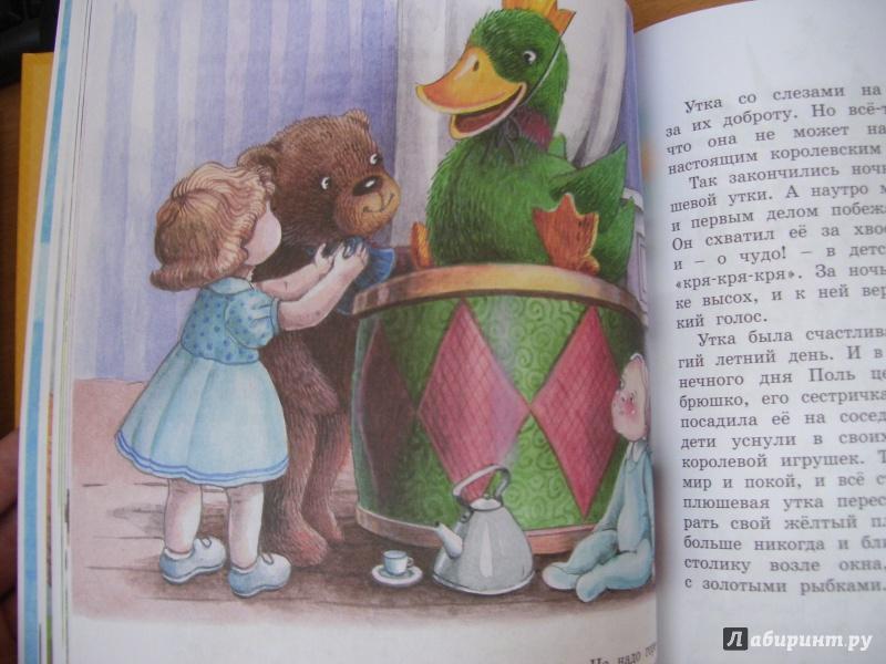 Иллюстрация 21 из 21 для Знаменитый утёнок Тим - Энид Блайтон | Лабиринт - книги. Источник: КошкаПолосатая