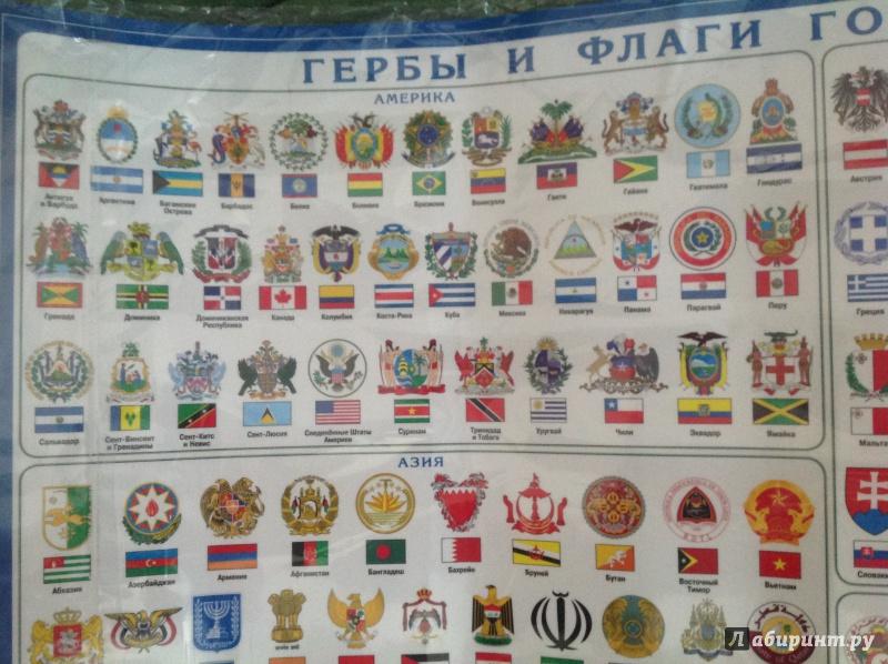 соединение страны мира и их гербы фото этом здании