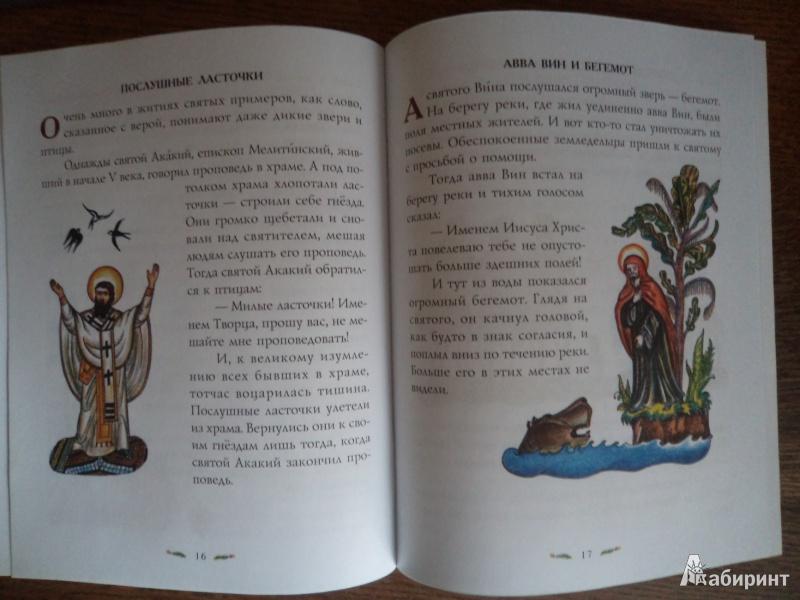 Иллюстрация 7 из 28 для Чудесная дружба. Рассказы о необыкновенной дружбе святых людей и диких зверей. Рассказы для детей - Т. Киселева | Лабиринт - книги. Источник: Karfagen