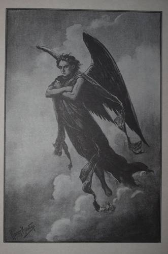 Иллюстрация 50 из 59 для Демон - Михаил Лермонтов   Лабиринт - книги. Источник: Наталья Бухтиярова