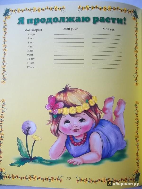 Иллюстрация 10 из 14 для Самый первый альбом нашего малыша - Юлия Феданова | Лабиринт - сувениры. Источник: Соня-А
