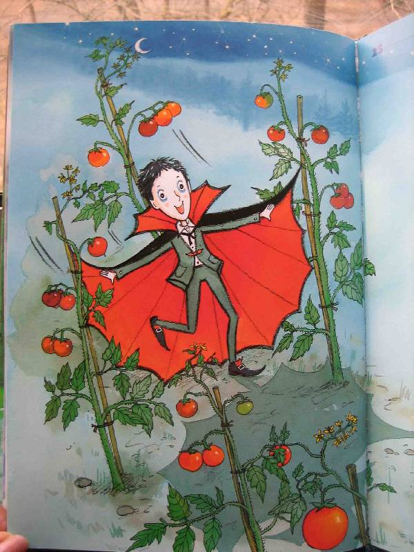 Иллюстрация 21 из 25 для Вампиренок из Бомарцо - Армидо Бранка | Лабиринт - книги. Источник: Трухина Ирина