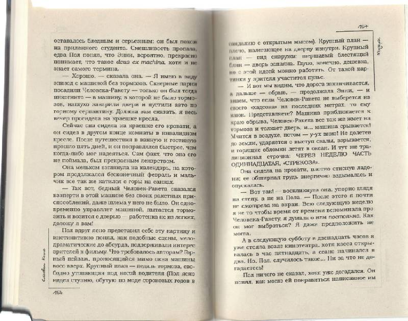 Иллюстрация 8 из 11 для Мизери - Стивен Кинг | Лабиринт - книги. Источник: Вьюнник  Вера