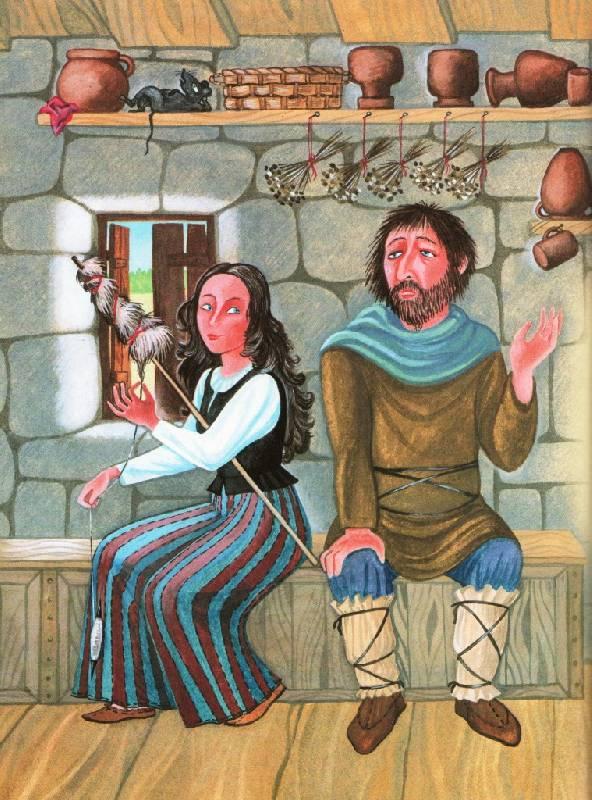 Иллюстрация 7 из 25 для Сказки на ночь | Лабиринт - книги. Источник: Zhanna