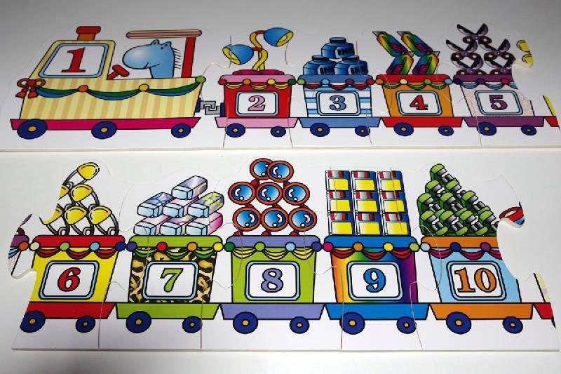 Иллюстрация 1 из 2 для Паровозик. Развивающие игры и пазлы из дерева | Лабиринт - игрушки. Источник: magnolia