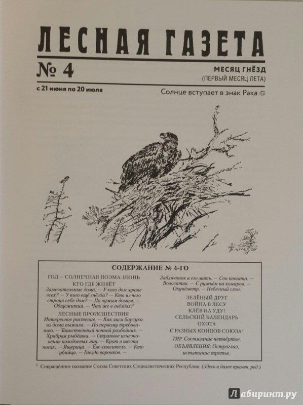 лесная газета бианки с иллюстрациями фотографы свадьбу ижевске