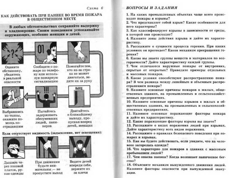 Иллюстрация 6 из 13 для Основы безопасности жизнедеятельности. 8 класс: учебник для общеобразовательных учреждений - Вангородский, Латчук, Кузнецов, Марков | Лабиринт - книги. Источник: Machaon