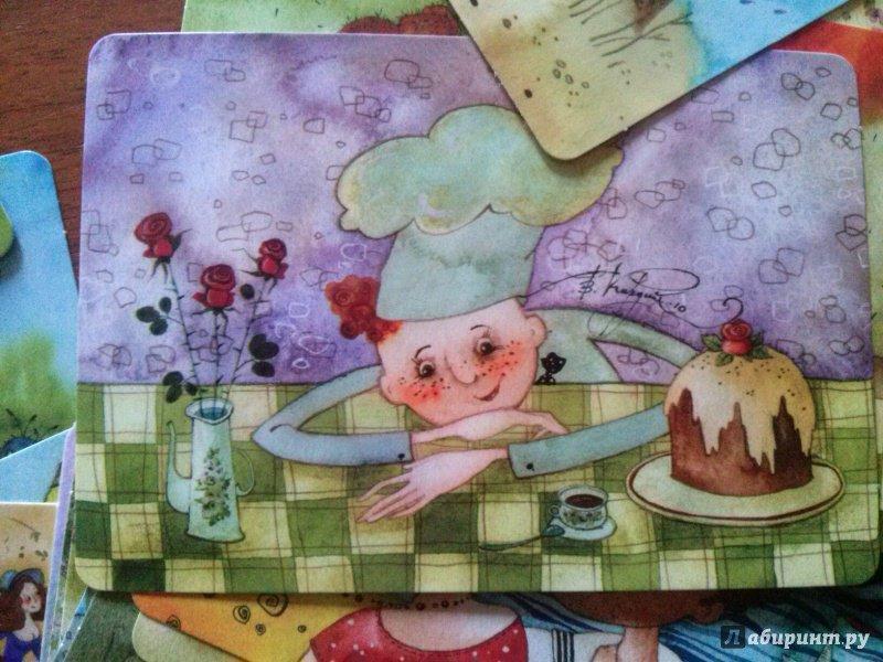"""Иллюстрация 31 из 81 для Метафорические ассоциативные карты """"Она"""" - Камилла Крюгер   Лабиринт - книги. Источник: Лабиринт"""