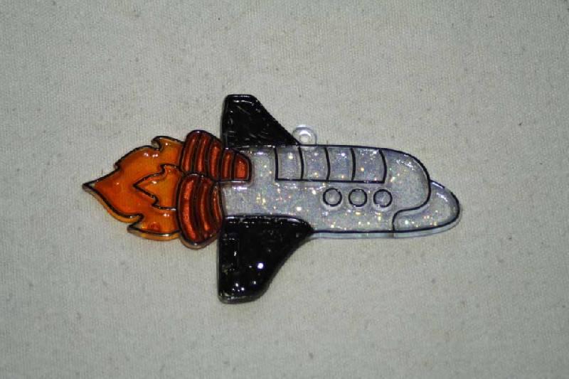 Иллюстрация 4 из 4 для Витраж малый: Шатл | Лабиринт - игрушки. Источник: вера_о