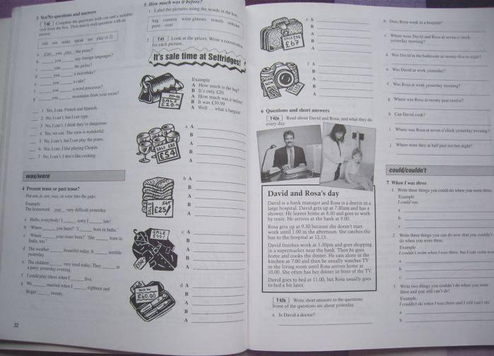 Иллюстрация 1 из 2 для New Headway Elementary (Workbook with key) - Liz&John Soars   Лабиринт - книги. Источник: enotniydrug
