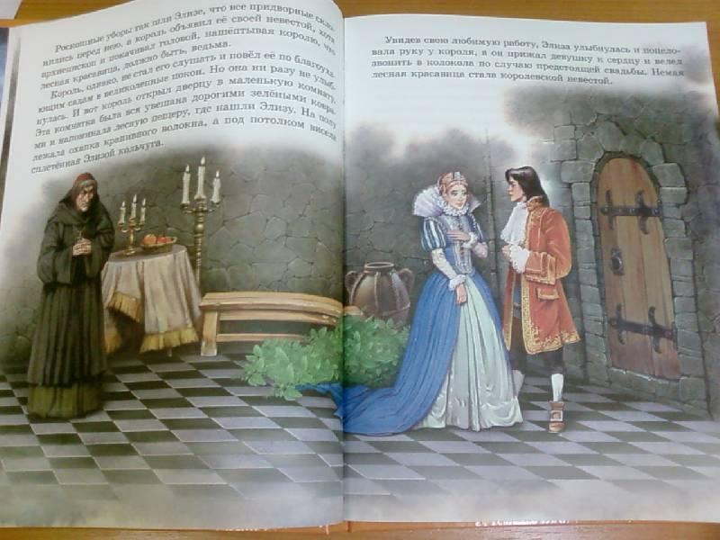 Иллюстрация 23 из 39 для Любимые волшебные сказки | Лабиринт - книги. Источник: lettrice