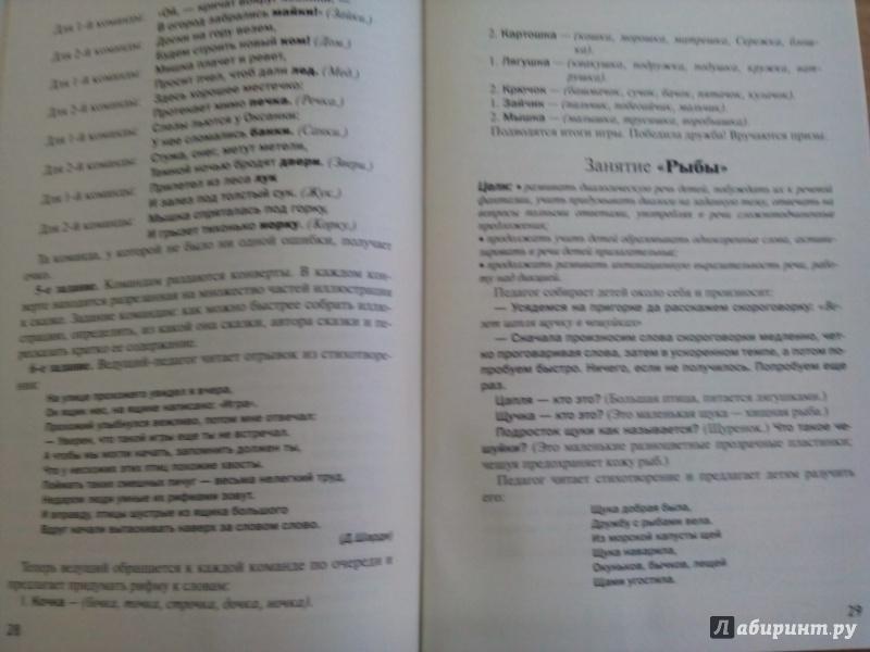 Иллюстрация 10 из 13 для Игры и занятия по развитию речи дошкольников. Книга 2. Старшая группа - Петрова, Петрова | Лабиринт - книги. Источник: Половинка  Юля
