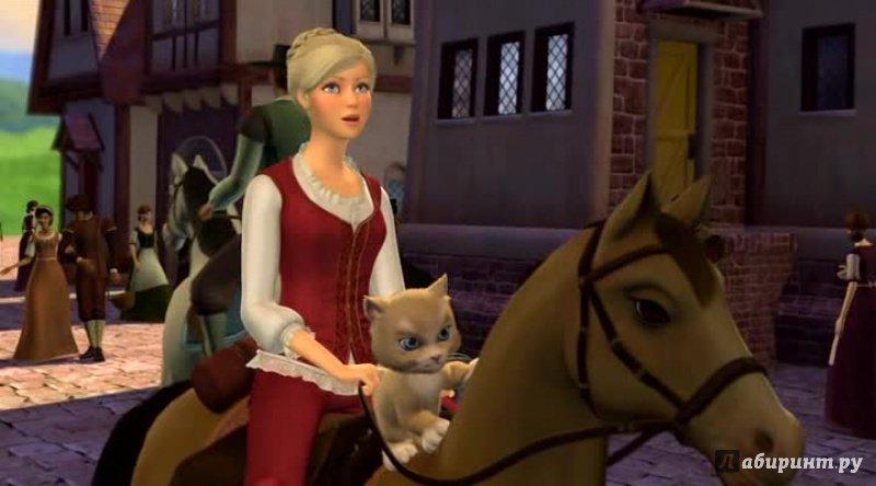 Иллюстрация 1 из 10 для Барби и три мушкетера (DVD) - Уиллиам Лау | Лабиринт - видео. Источник: noname