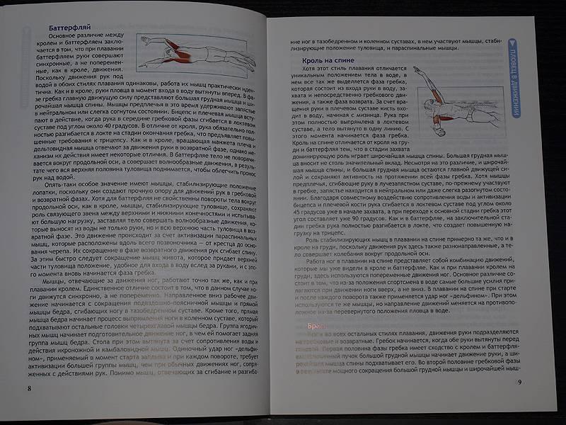 Иллюстрация 10 из 25 для Анатомия плавания - Йен Маклауд | Лабиринт - книги. Источник: colibri