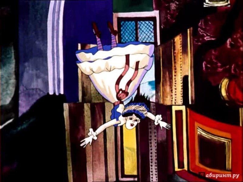 Иллюстрация 1 из 10 для Алиса в Стране Чудес (DVD) - Е. Пружанский   Лабиринт - . Источник: noname