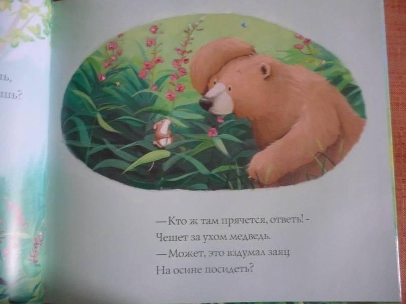 Иллюстрация 10 из 33 для Новый друг Медведика - Уилсон, Чапмен | Лабиринт - книги. Источник: КалинаМалина