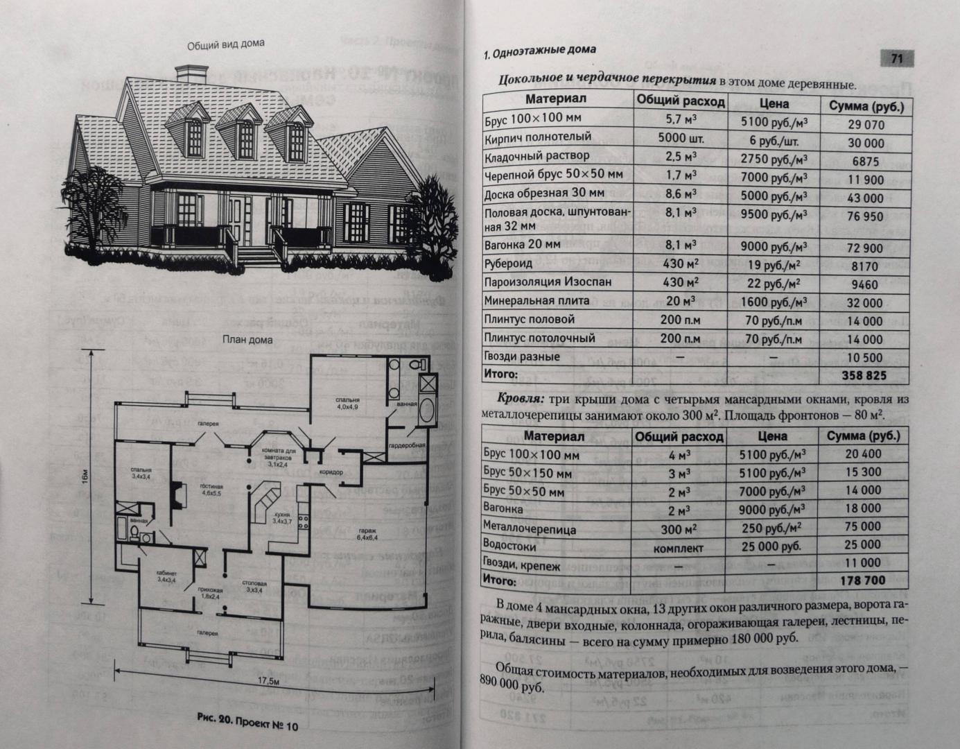 Иллюстрация 25 из 25 для Альбом проектов индивидуальных домов - Молотов, Костко, Самодуров | Лабиринт - книги. Источник: SiB