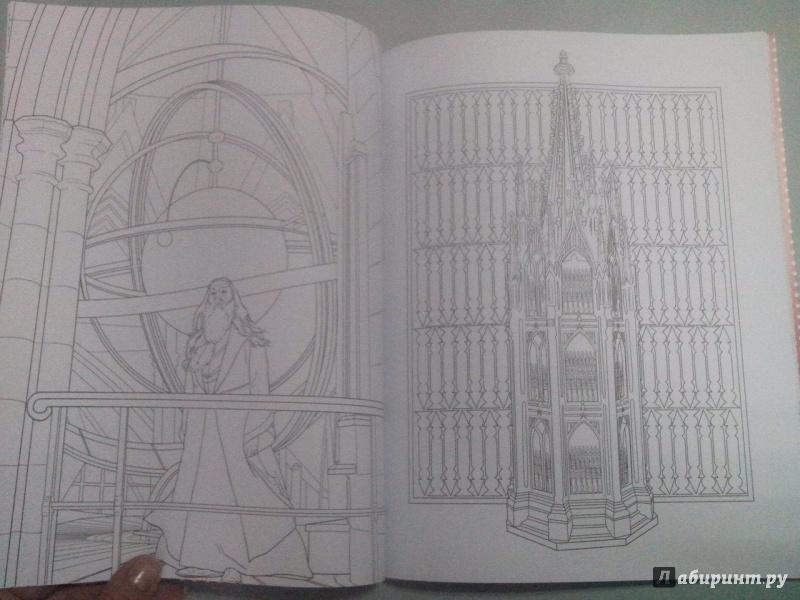 Иллюстрация 18 из 60 для Гарри Поттер. Волшебники и где их ...