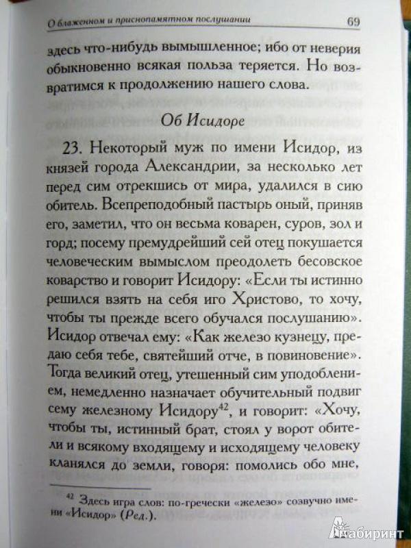 Иллюстрация 8 из 29 для Лествица - Иоанн Преподобный | Лабиринт - книги. Источник: ***Лариса***