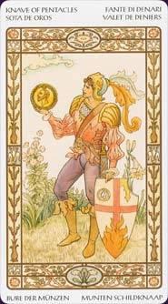 Иллюстрация 16 из 19 для Таро Гармония (руководство + карты)   Лабиринт - книги. Источник: diave
