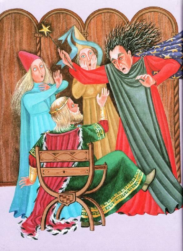Иллюстрация 4 из 25 для Сказки на ночь | Лабиринт - книги. Источник: Zhanna