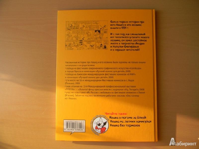 Иллюстрация 17 из 34 для Кешка в центре внимания - Снегирев, Снегирева | Лабиринт - книги. Источник: Раскова  Юлия