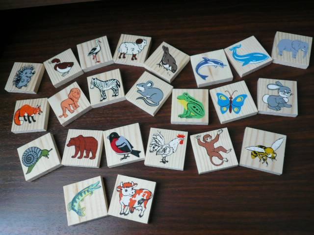 """Иллюстрация 13 из 13 для Лото """"Животный мир"""" (6-2222-2)   Лабиринт - игрушки. Источник: Nadezhda_S"""