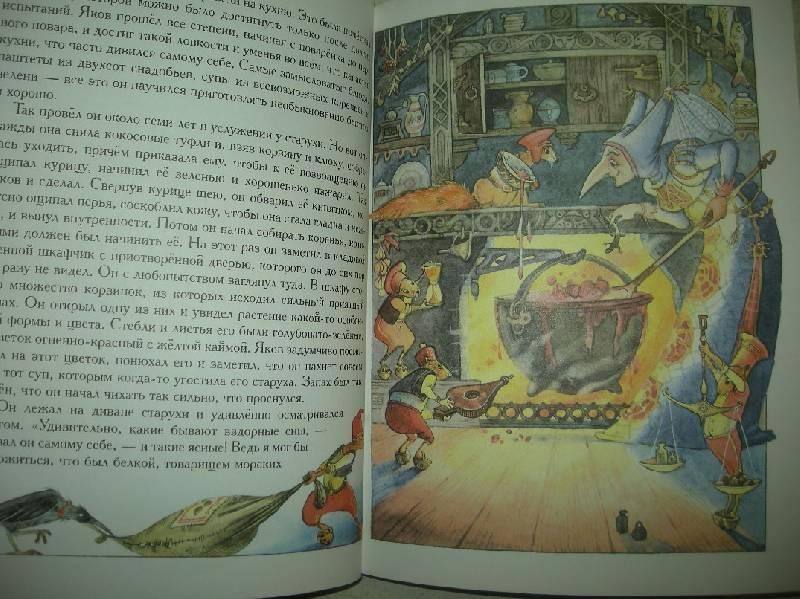 Иллюстрация 18 из 35 для Сказки - Вильгельм Гауф   Лабиринт - книги. Источник: Мартынова  Анна Владимировна