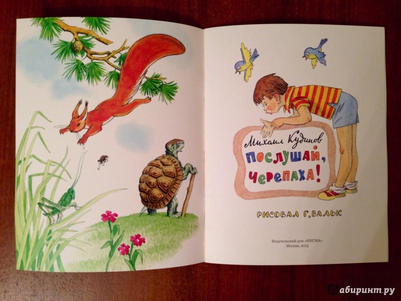 Иллюстрация 5 из 36 для Послушай, черепаха! - Михаил Кудинов | Лабиринт - книги. Источник: keep_сalm