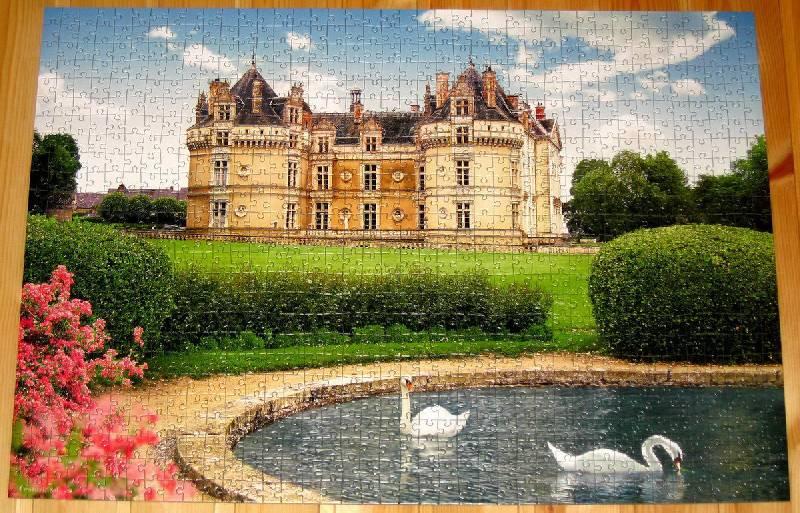 Иллюстрация 4 из 8 для Puzzle-1000. Ле Люд, Франция (С-100262)   Лабиринт - игрушки. Источник: Губяткин  Павел Владимирович