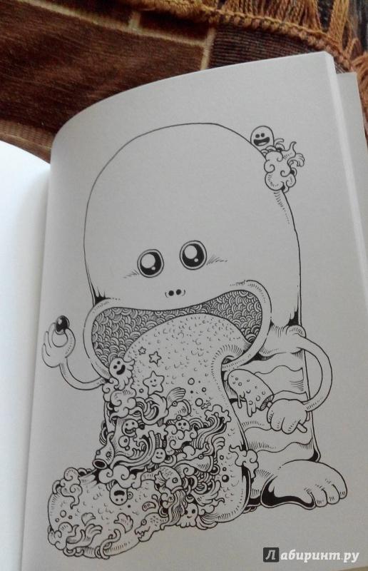 Иллюстрация 64 из 107 для Вторжение дудлов. Не самая ...