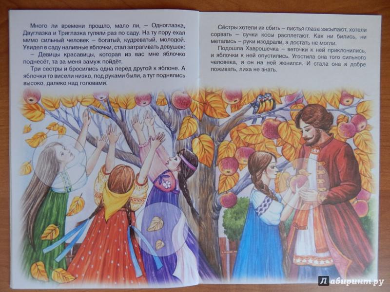 Иллюстрация 23 из 32 для Хаврошечка | Лабиринт - книги. Источник: Мелкова  Оксана