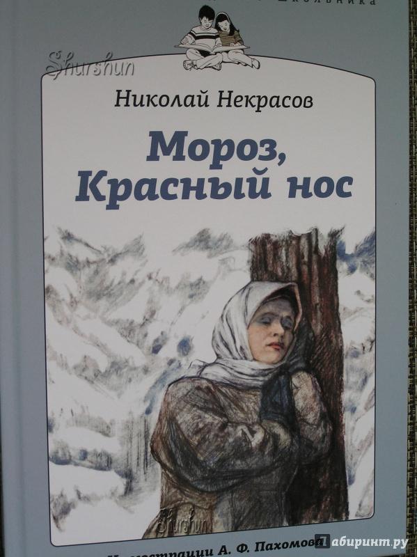 Иллюстрация 19 из 51 для Мороз, Красный нос - Николай Некрасов | Лабиринт - книги. Источник: Shurshun