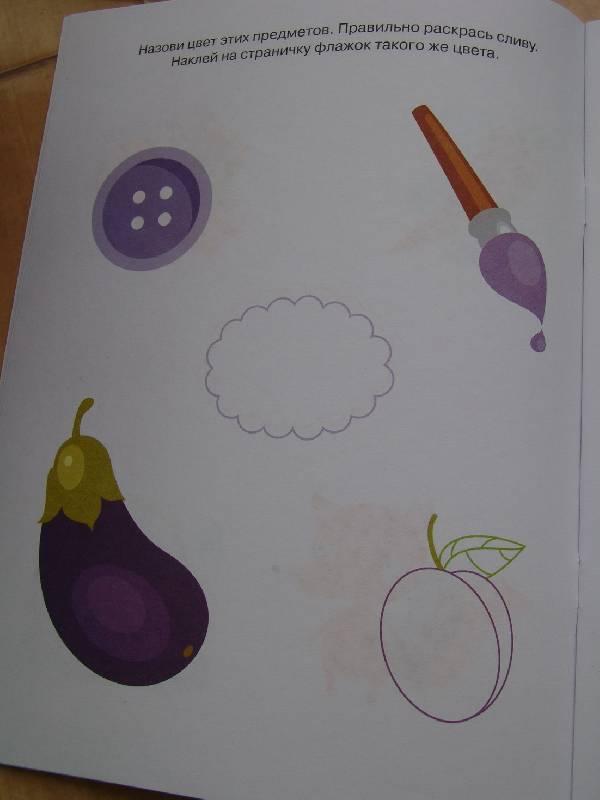 Иллюстрация 3 из 17 для Цвета и формы - Ольга Земцова   Лабиринт - книги. Источник: Лаванда