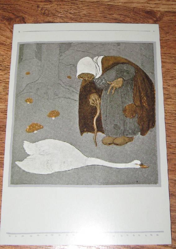 Лиссабона, открытки с иллюстрациями йона бауэра