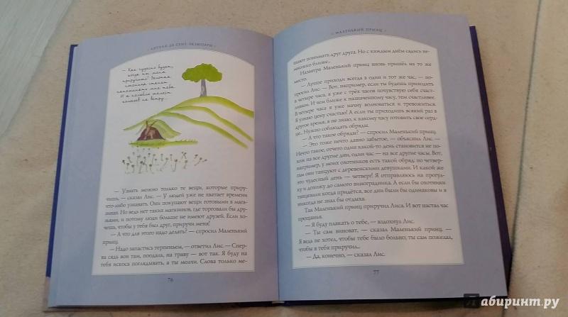 Иллюстрация 29 из 100 для Маленький принц - Антуан Сент-Экзюпери | Лабиринт - книги. Источник: Newflashka
