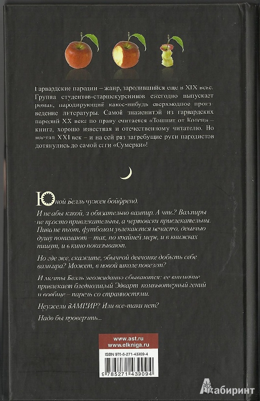 Иллюстрация 2 из 21 для В ночь глухую (пародия) | Лабиринт - книги. Источник: Абрамкина  Оксана