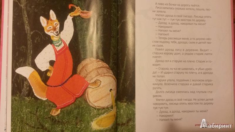 Иллюстрация 5 из 16 для Лисичка-сестричка | Лабиринт - книги. Источник: Шляжко  Наталья Александровна