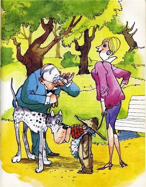 Иллюстрация 39 из 47 для Муфта, Полботинка и Моховая Борода. Новые приключения - Эно Рауд   Лабиринт - книги. Источник: Гостья
