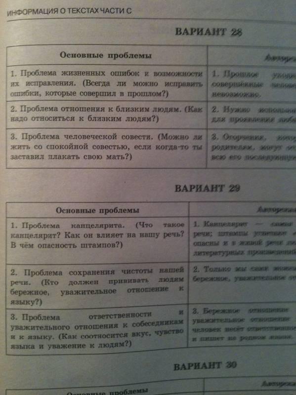 Русский язык егэ 2016 васильевых гостева 30 вариантов онлайн ответы